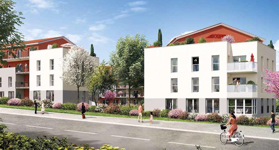 Programme immobilier Rillieux-la-Pape (69140) Village COG10