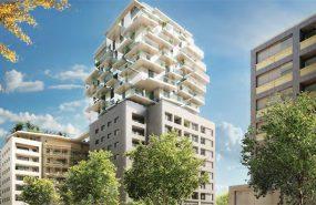 Programme immobilier VAL17 appartement à Lyon 3ème (69003) Plein cœur Part-Dieu