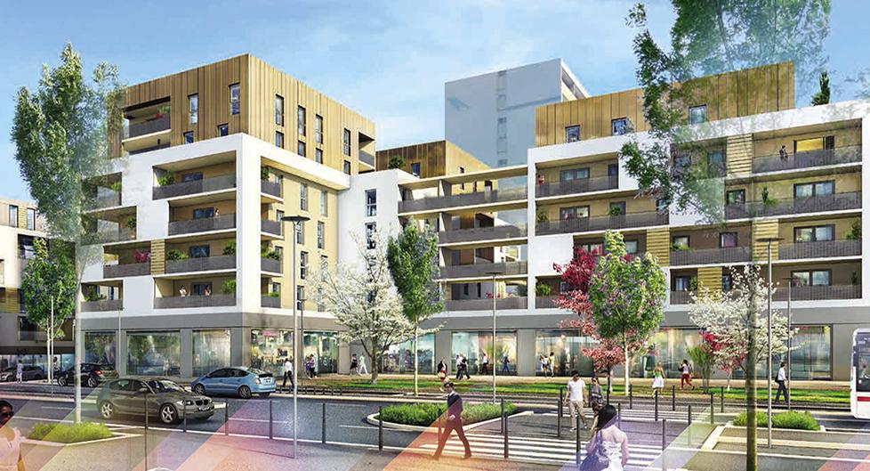 Programme immobilier Rillieux-la-Pape (69140)  AJA13