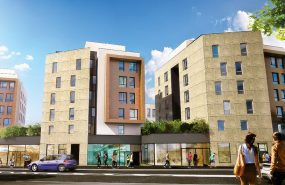 Programme immobilier SENS5 appartement à Lyon 9ème (69009) Vaise