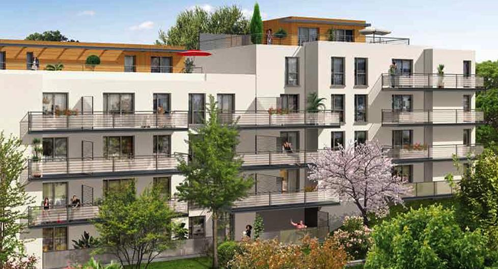 Programme immobilier Francheville (69340) Prox cœur village CRA2