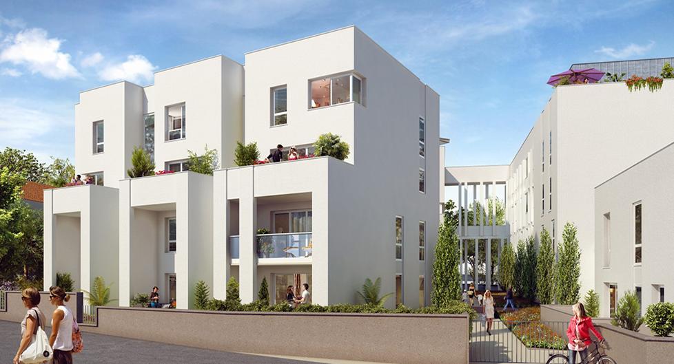 Programme immobilier Lyon 9ème (69009) Saint-Rambert NOH8
