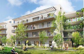 Programme immobilier VIN7 appartement à Saint-Priest (69800) Proximité centre