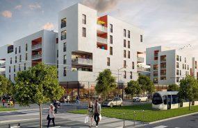 Programme immobilier NOH12 appartement à Vénissieux (69200) VENISSY