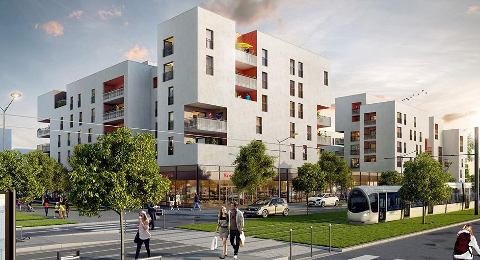 Programme immobilier Vénissieux (69200) VENISSY LNC2