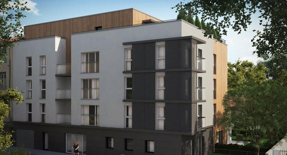 Programme immobilier Lyon 8ème (69008) Monplaisir SAG3