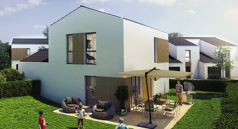 Programme immobilier Montagny (69700) Proche centre AST3