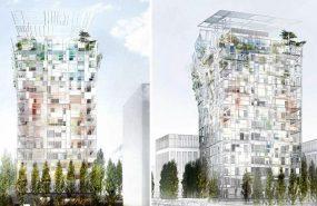 Programme immobilier VIN6 appartement à Lyon 2ème (69002) CONFLUENCE