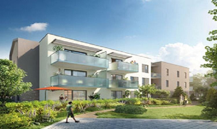 Programme immobilier Rhône  VAL23