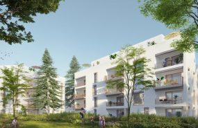 Programme immobilier NP4 appartement à Lyon 5ème (69005)