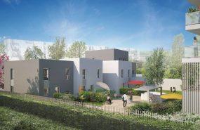 Programme immobilier ALT3 appartement à Lyon 8ème (69008) PROCHE METRO