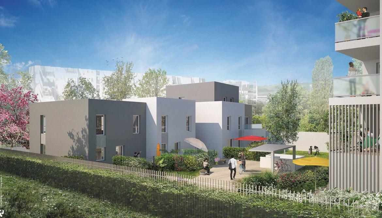 Programme immobilier Lyon 8ème (69008) PROCHE METRO Achat immobilier Prix Direct Promoteur