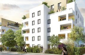 Programme immobilier VAL21 appartement à Saint-Priest (69800) MAIRIE SAINT PRIEST