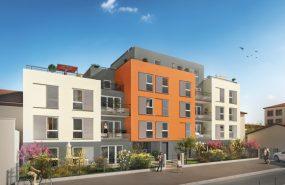 Programme immobilier NEO1 appartement à Villeurbanne (69100) GRATTE CIEL