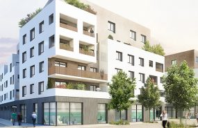Programme immobilier VAL16 appartement à Saint-Priest (69800) MAIRIE SAINT PRIEST