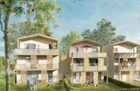 Programme immobilier VAL22 appartement à Tassin-la-Demi-Lune (69160) PARC TOREY