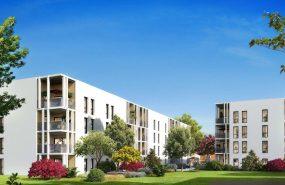 Programme immobilier ALT15 appartement à Chassieu (69680) PROXIMITE TRAMWAY,COMMERCES