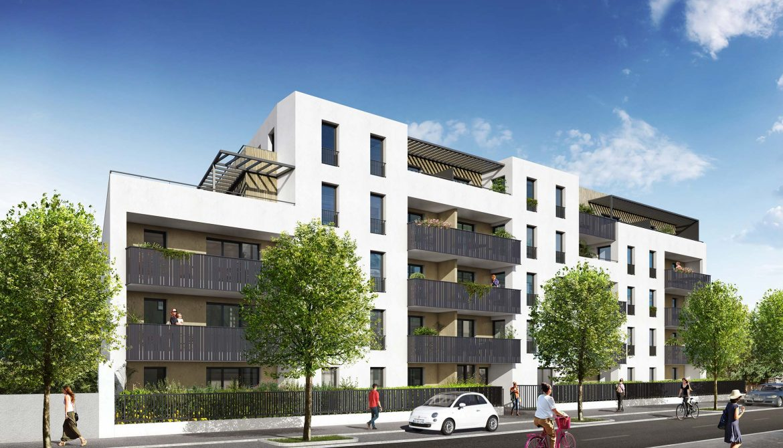 Programme immobilier Oullins (69600) QUARTIER CALME ET RESIDENCIEL NP7