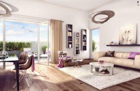 Programme immobilier NOH9 appartement à Lyon 9ème (69009) SAINT RAMBERT