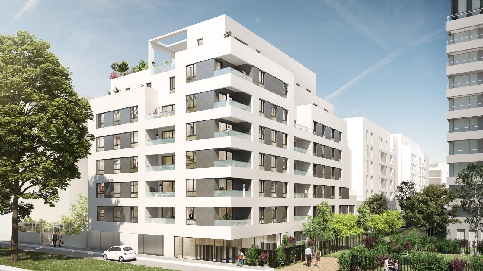 Programme immobilier Lyon 7ème (69007)  VAL 28