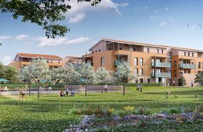 Programme immobilier VAL20 appartement à Lozanne (69380) LOZANNE