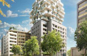Programme immobilier VAL7 appartement à Lyon 3ème (69003) LA PART DIEU