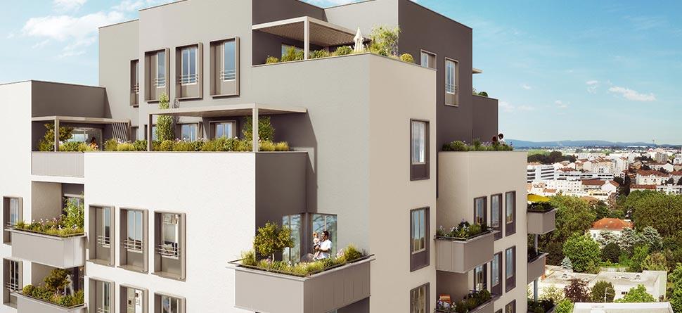 Programme immobilier Villeurbanne (69100) METRO GRATTE CIEL Pourquoi investir dans l'immobilier neuf ?