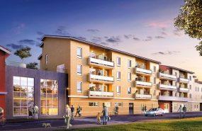 Programme immobilier NEO2 appartement à Craponne (69290)