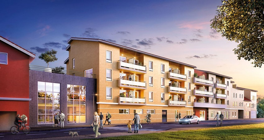 Programme immobilier Craponne (69290)  NEO2