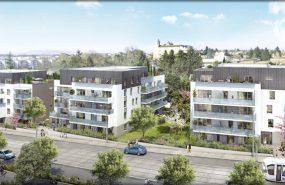 Programme immobilier NEO4 appartement à Saint-Priest (69800) PROXIMITE TRAMWAY,COMMERCES