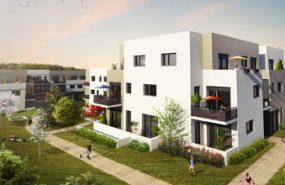 Programme immobilier AJA1 appartement à Oullins (69600) PARC D'YSERON
