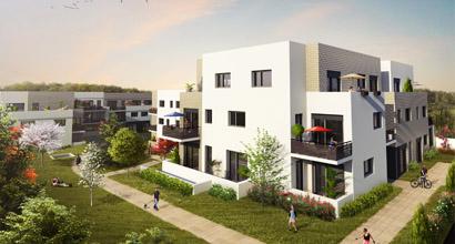 Programme immobilier Oullins (69600) PARC D'YSERON NP7
