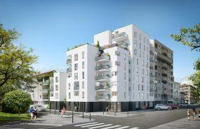 Programme immobilier ICA8 appartement à Villeurbanne (69100)