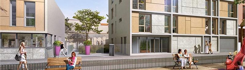Programme immobilier KAB12 appartement à Lyon 1er (69001) COEUR DE VILLE