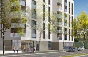 Programme immobilier KAB10 appartement à Lyon 8ème (69008)