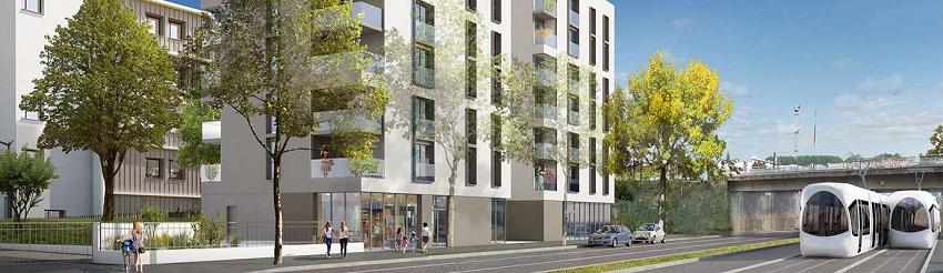 Programme immobilier Lyon 8ème (69008)  VAL31
