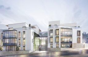 Programme immobilier AJA2 appartement à Lyon 5ème (69005) SAINT IRENEE
