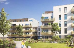 Programme immobilier KAB14 appartement à Saint-Priest (69800) PROCHE CENTRE VILLE