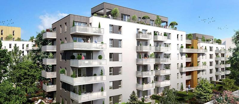 Programme immobilier Lyon 7ème (69007) QUARTIER JEAN JAURES VAL9