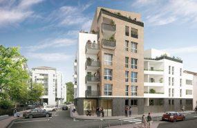 Programme immobilier ALT16 appartement à Lyon 9ème (69009) PROXIMITE METRO VALMY