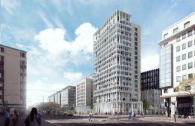 Programme immobilier OGI5 appartement à Lyon 3ème (69003) QUARTIER PART DIEU