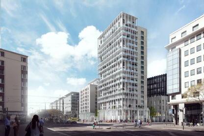 Programme immobilier Lyon 3ème (69003) QUARTIER PART DIEU Votre Financement