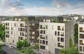 Programme immobilier BOW8 appartement à Brignais (69530) GARE