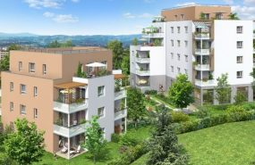 Programme immobilier BOW10 appartement à Caluire (69300)