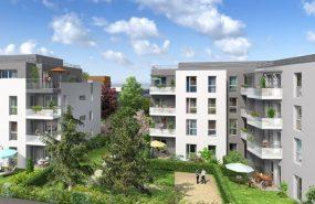 Programme immobilier BOW6 appartement à Meyzieu (69330) PROCHE CENTRE VILLE