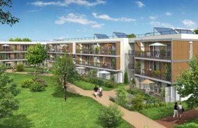 Programme immobilier BOW4 appartement à Mions (69780) PROCHE CENTRE VILLE