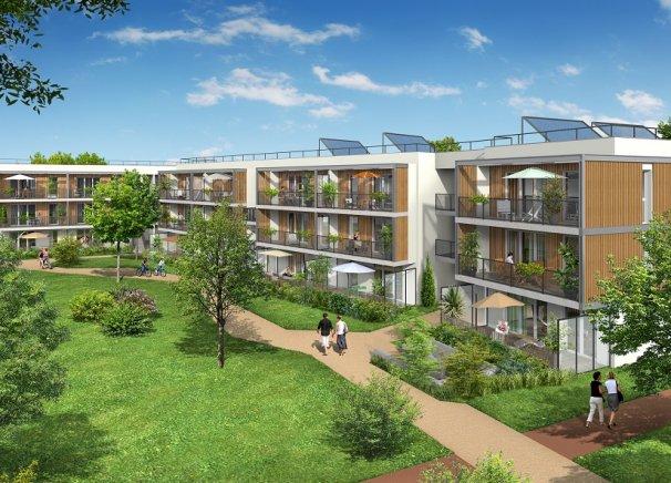 Programme immobilier Mions (69780) PROCHE CENTRE VILLE Pourquoi investir dans l'immobilier neuf ?