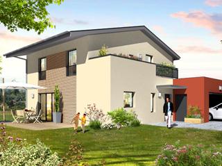 Programme immobilier VAL27 appartement à La Tour Salvagny (69890)