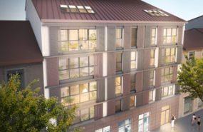 Programme immobilier VAL29 appartement à Villeurbanne (69100)