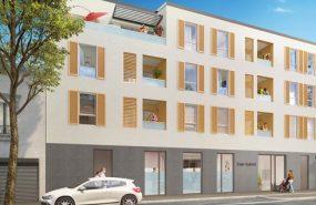 Programme immobilier VAL30 appartement à Saint-Fons (69190)